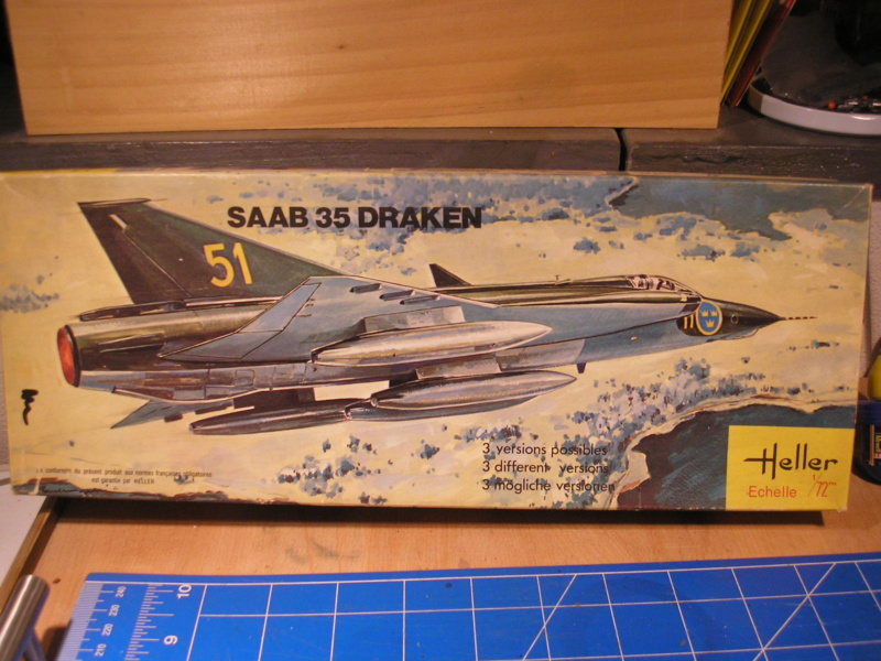 SAAB 35 DRAKEN 1/72ème Réf 255 Saab_310