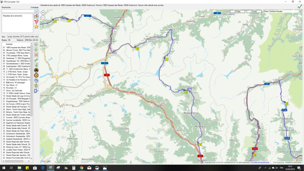 Road trip dans les dolomites renseignements Captur13