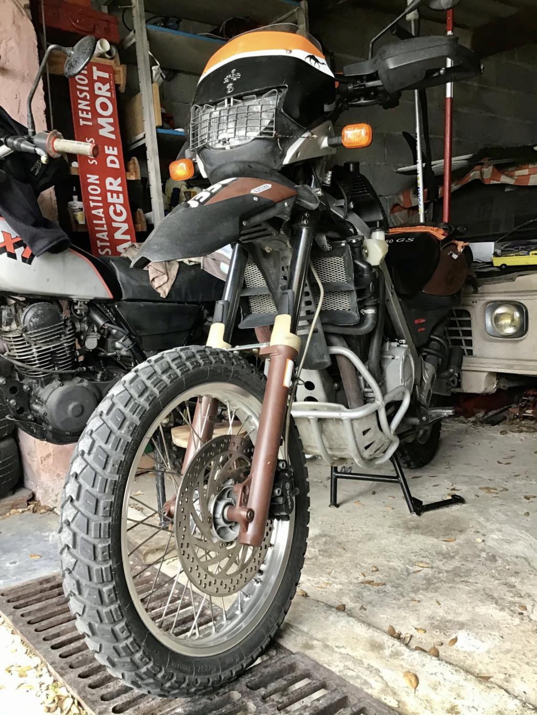 pneus Heideneau k 60 scout C5e45e10