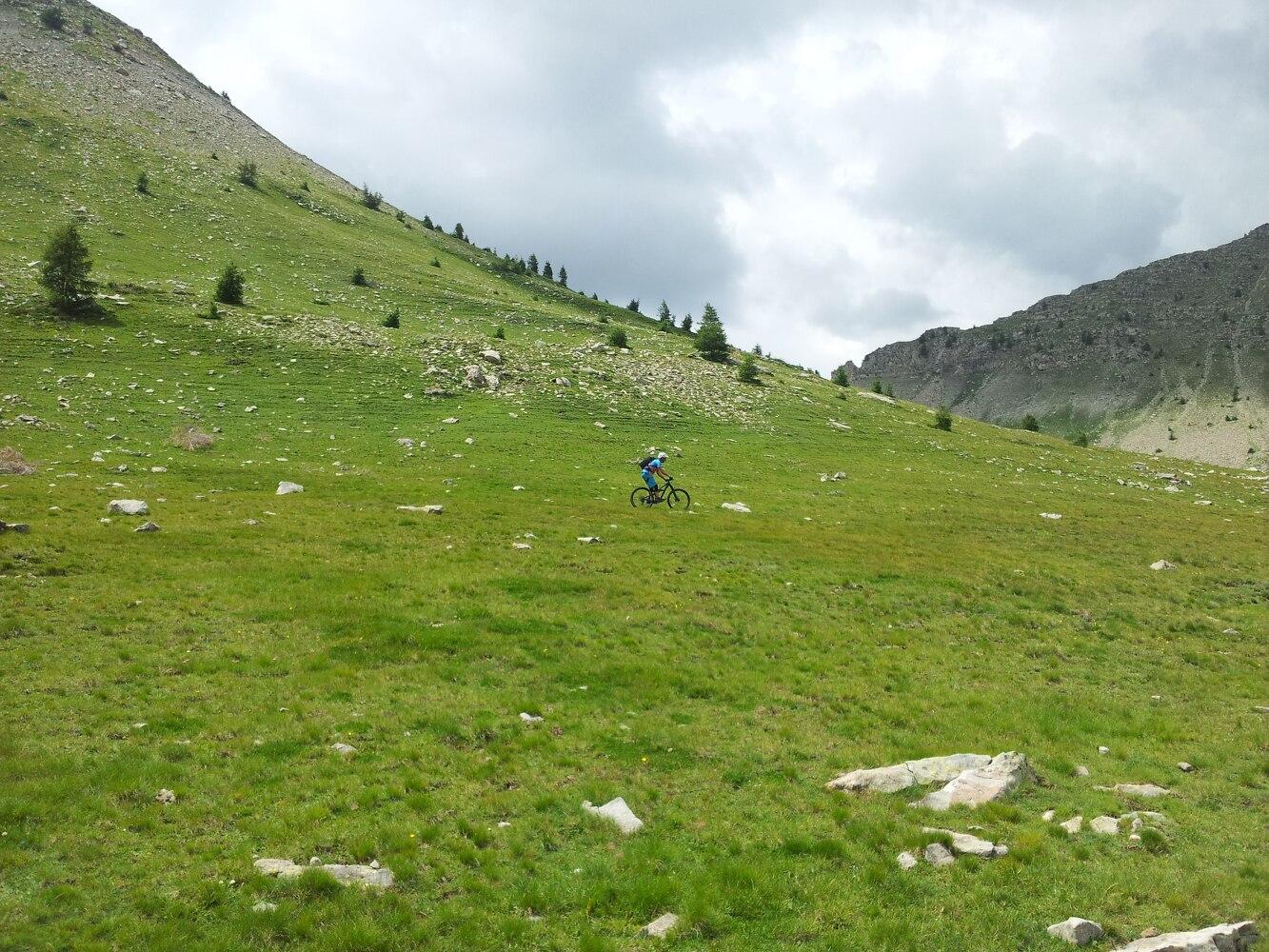 Vend 3 août : les lacs de Lignins Franck10