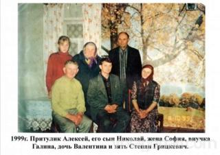 ИСТРИЯ ЦЕРКВИ ХВЕ - в селе ДУБИЦА, начало с 1935 годов. 133dub11