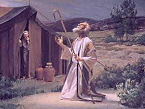 АВРААМ - БЫЛ ДРУГОМ БОГА! Аминь! Abraha10