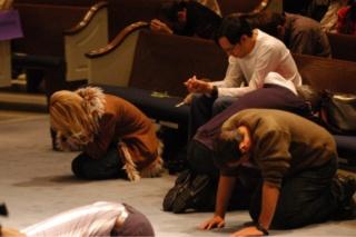 Ученики молилсь вместе в День Пятидесятый!стих на Троицу Img_2210