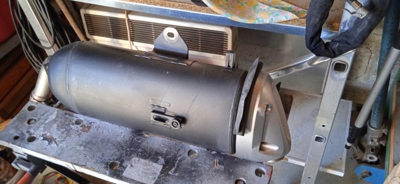 Silencieux échappement Yamaha XTZ 1200 Img_2081