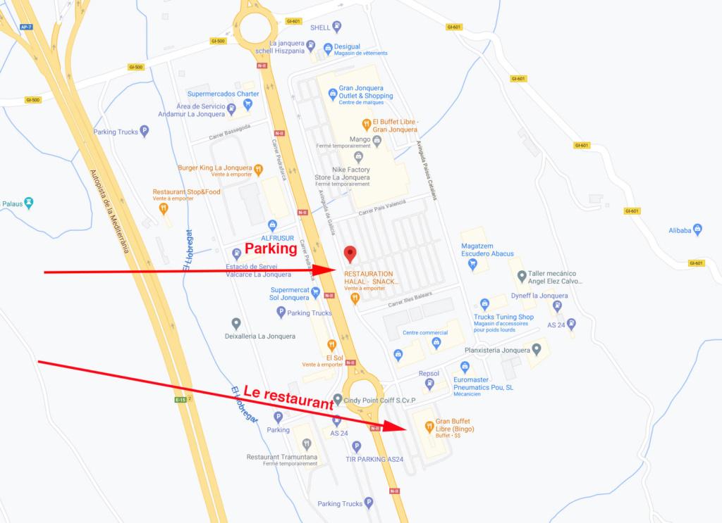 [ESPAGNE] Les aires de camping car en Espagne sont elles fermées? - Page 3 Plan10