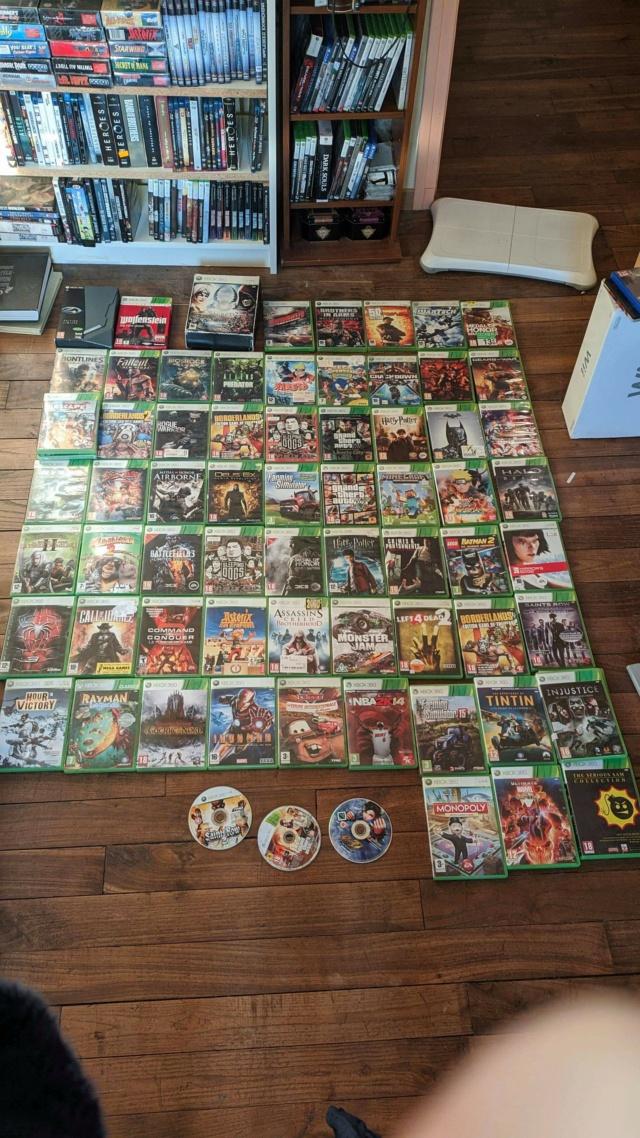 [VDS]/ECH SNES xbox 360 PS4 WIIU WII GAMECUBE artbook roman [] bd et mangas et animes Receiv11