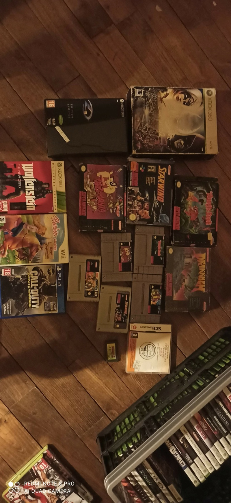 [ECH/RCH] cartes yu gi oh et des jeux vidéo ( ps4 ds gba xbox360 snes ) et des mangas Receiv16