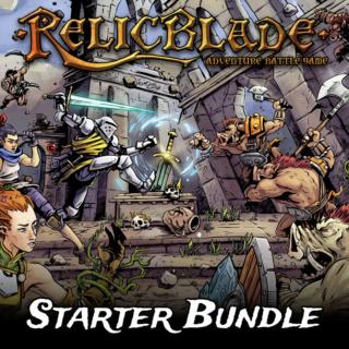 Relicblade Starte10