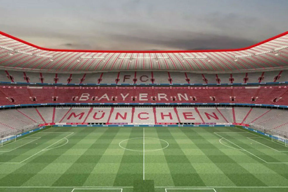 Estadio Bayern Munich T18 Bayern10
