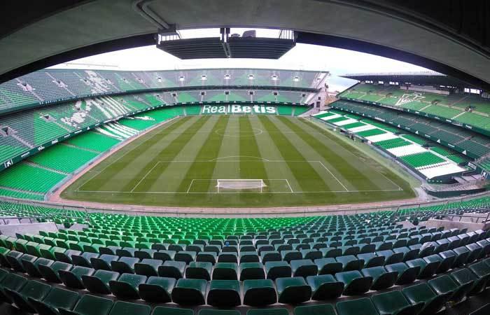 Estadio Benito Villamarín Betis10
