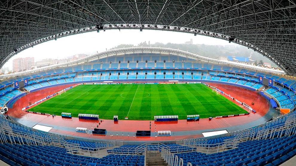 Estadio Municipal de Anoeta Real_s10