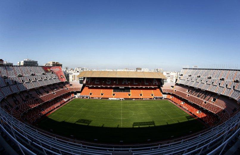 Estadio de Mestalla Valenc10