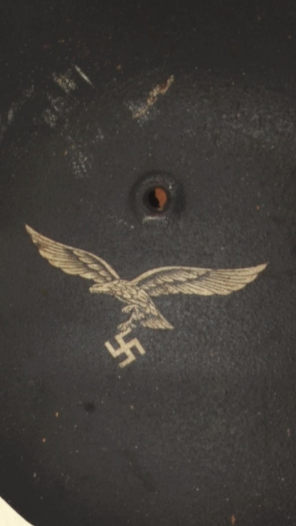 Casque Luftwaffe  20201010