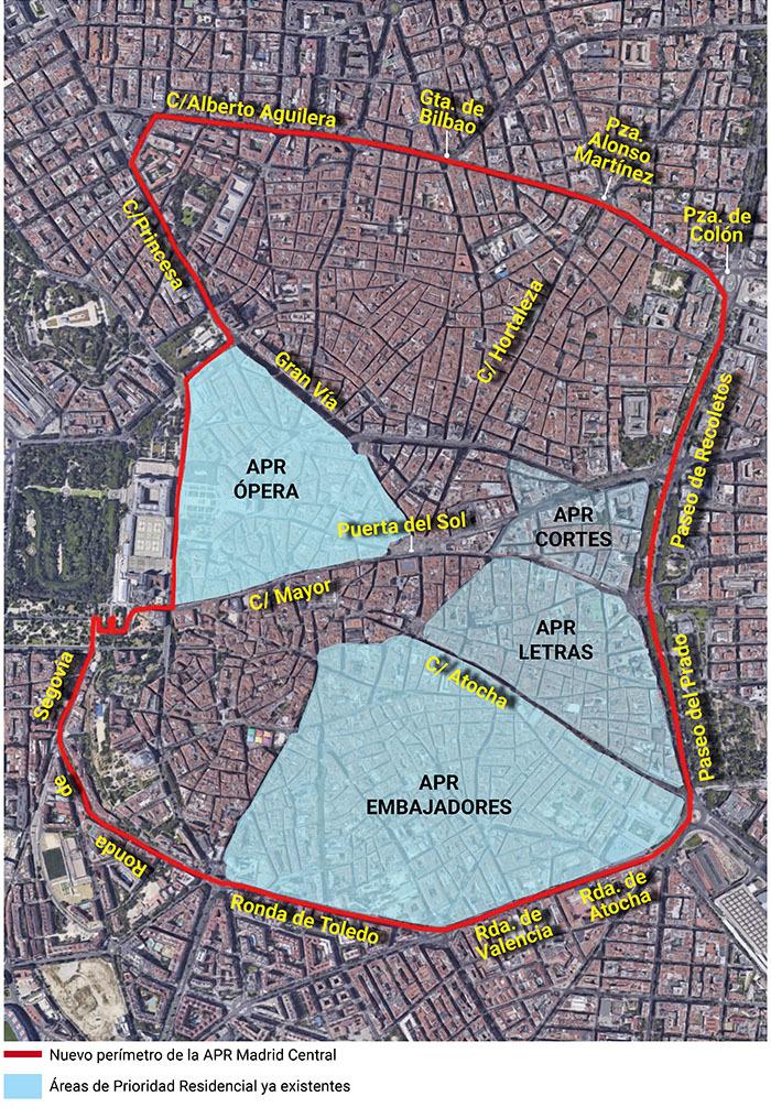 Se nos prohibe rodar en Madrid. Mapama10