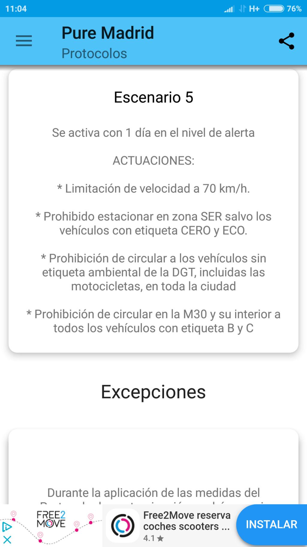 Se nos prohibe rodar en Madrid. Screen15