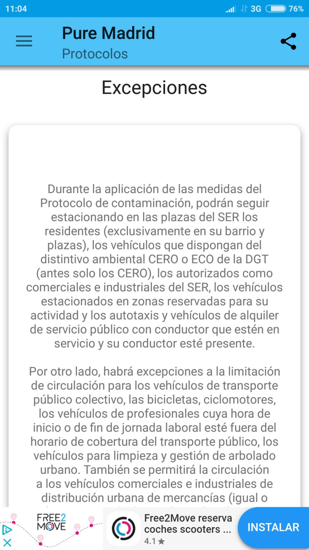 Se nos prohibe rodar en Madrid. Screen16