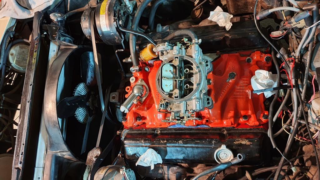 Corvette C3 1979 de Détroit  20201010