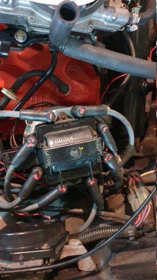 Corvette C3 1979 de Détroit  20201015