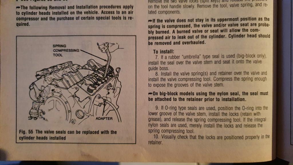 Corvette C3 76 en cours de restauration - Page 11 20201127