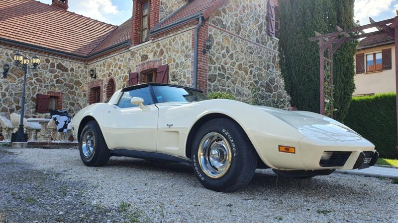 Corvette C3 1979 de Détroit  - Page 12 20210813