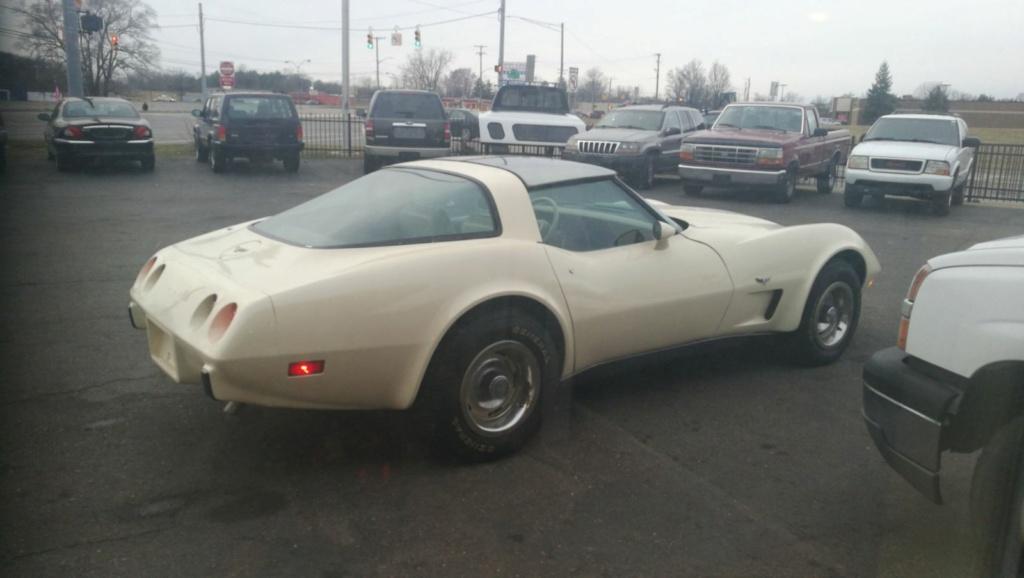 Corvette C3 1979 de Détroit  Img-2010