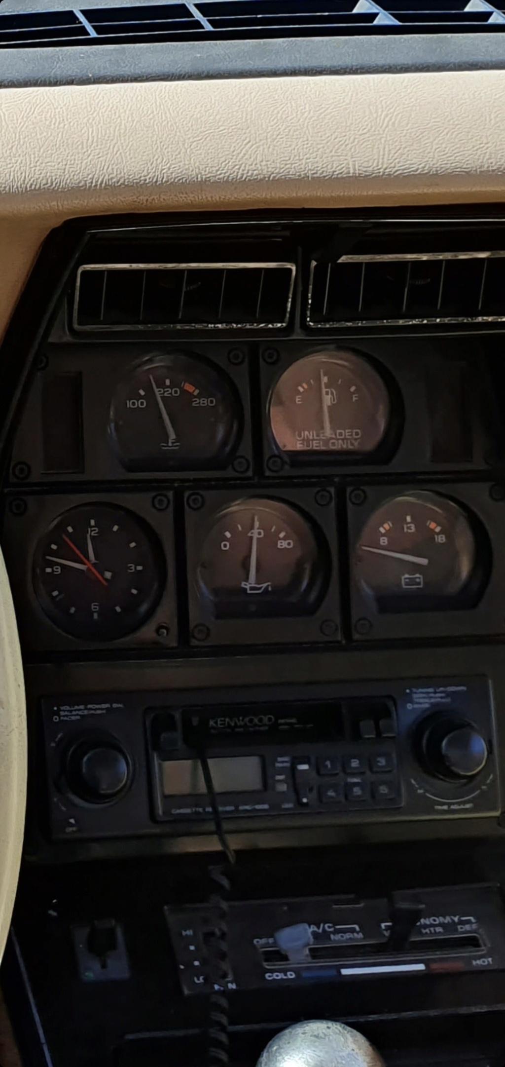 Température moteur C3 Screen17