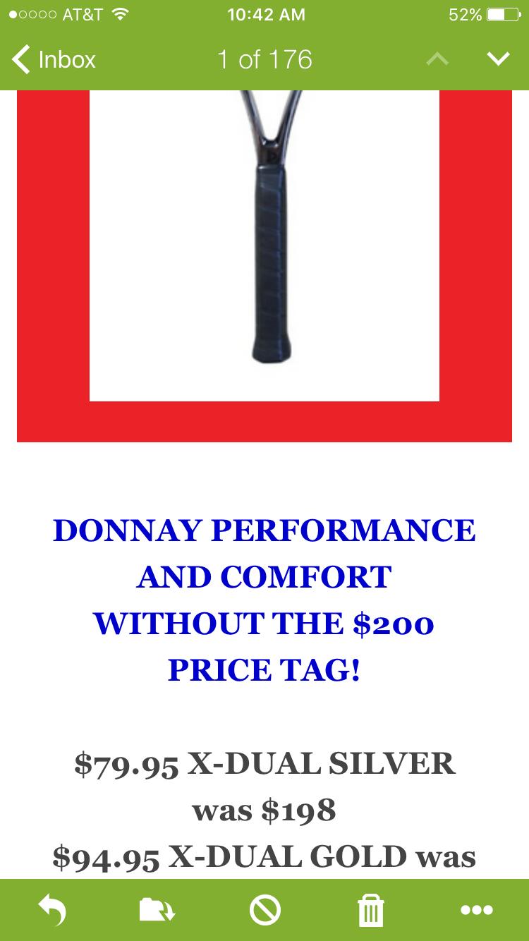 Donnay x dual Silver 99 che sorpresa!!! - Pagina 34 Img_5110