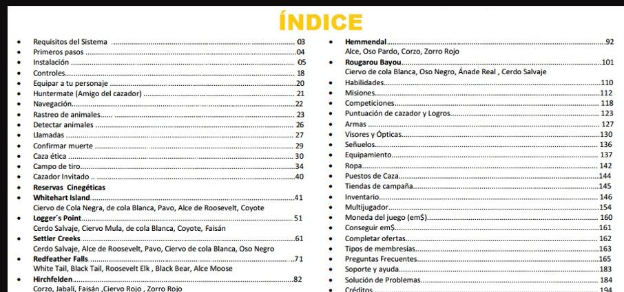 Visor no marca  Indice10