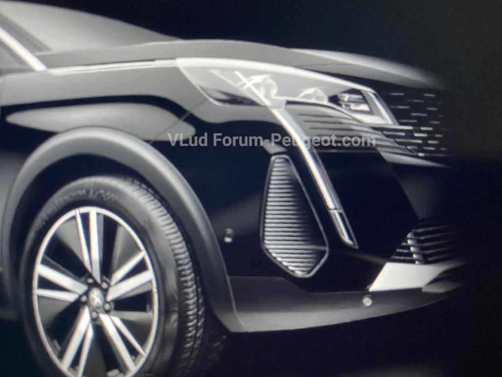 Así es el nuevo Peugeot 3008: las dos fotos bomba - Página 2 Dgatqg11
