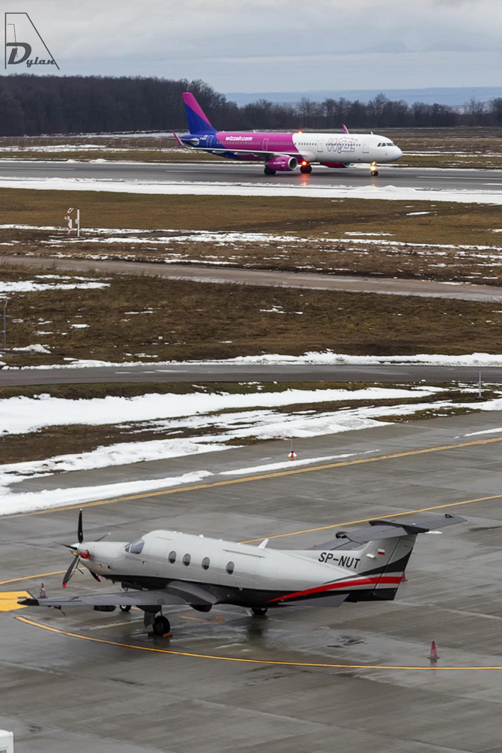 Aeroportul Suceava (Stefan Cel Mare) - Ianuarie 2019  Img_6610