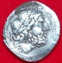 Victoriato republicano Anónimo. ROMA incusa 113