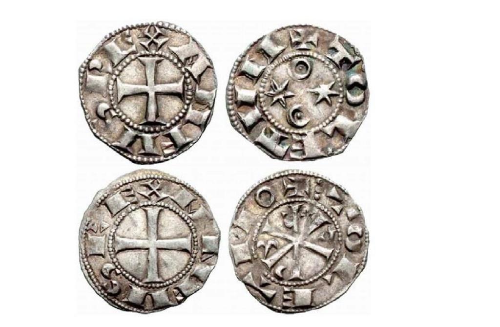 Dinero Alfonso VI - El Bravo. Reino de Castilla y León (1073-1109) Dinero10