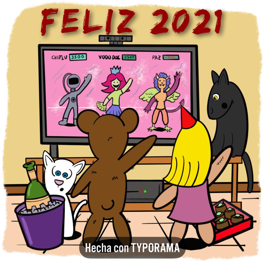 Feliz año nuevo 8239c510