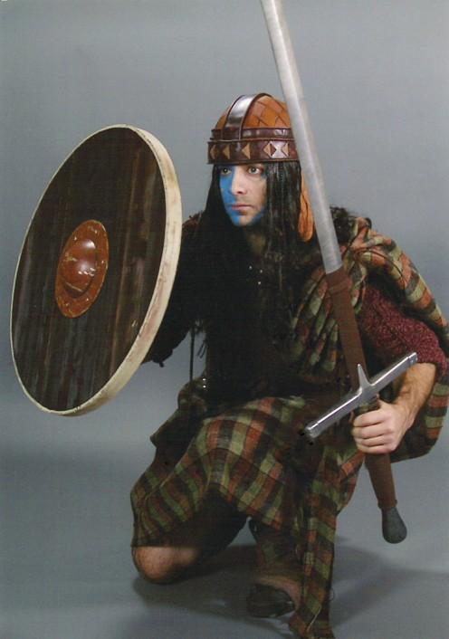 Capacete de cuero de William Wallace 41869510