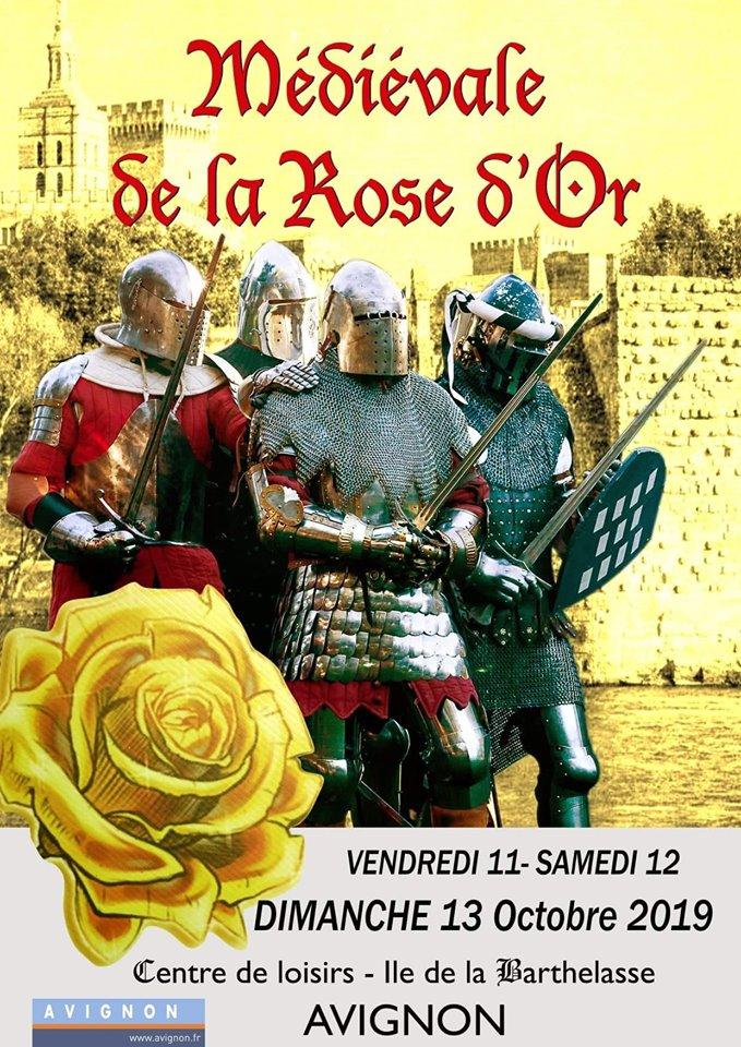 AVIGNON Rose d´Or Rosa de oro 2019 69880810