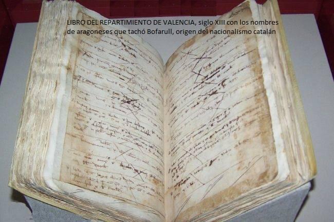 Adalides del concejo de Teruel en el llibre del repartiment Libro_10