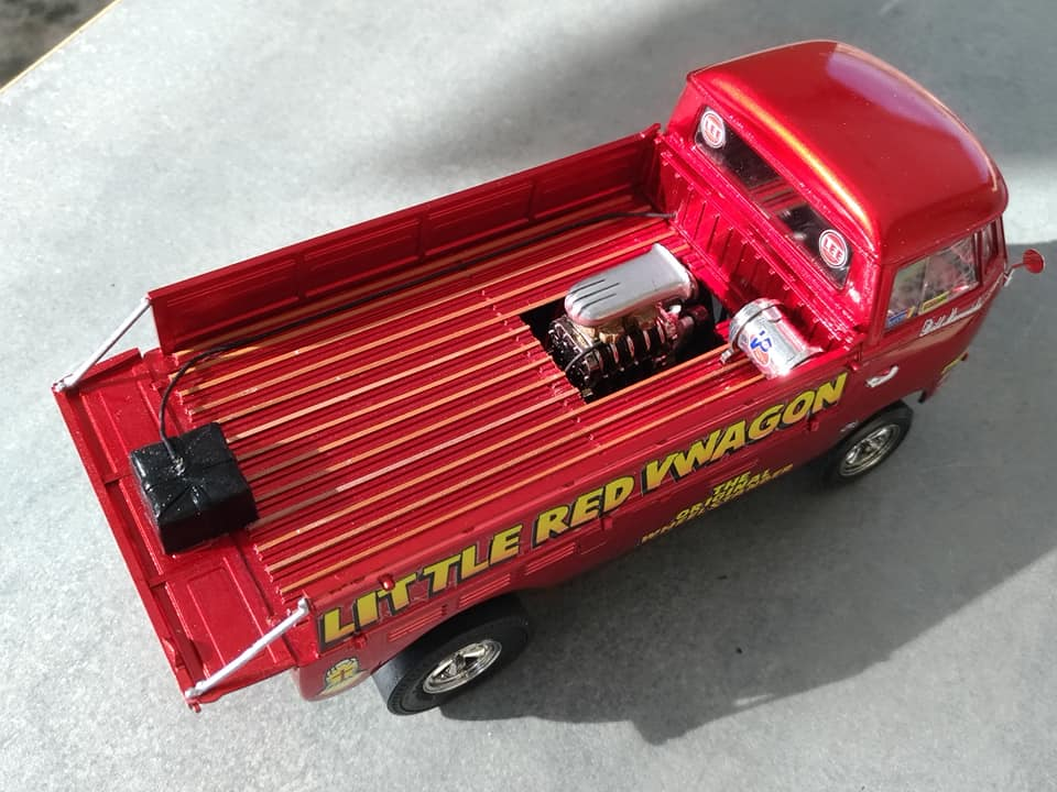 little red vwagon 69123810