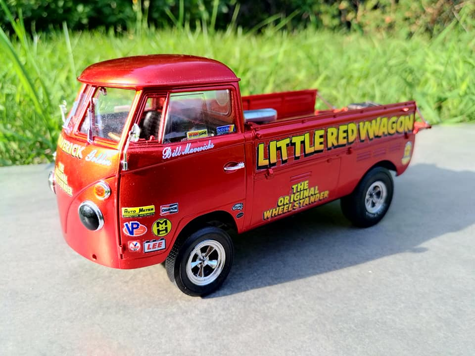 little red vwagon 69419810