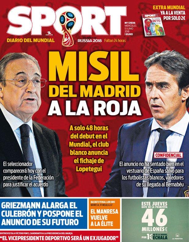 Lopetegui nuevo entrenador del Real Madrid (no, no es coña) Portad11
