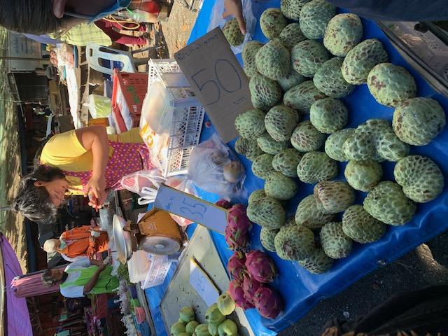 Le marché de Phang Nga Bfe17711