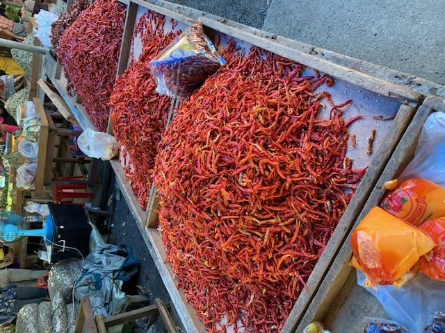Le marché de Phang Nga C4389d11