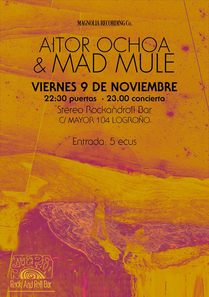 Aitor Ochoa & Mad Mule - Página 4 45416210