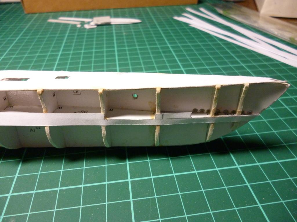USS Archerfish, Halinski 1/200 gebaut von Wastel P1000625