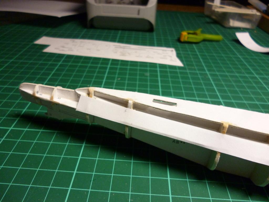 USS Archerfish, Halinski 1/200 gebaut von Wastel P1000627