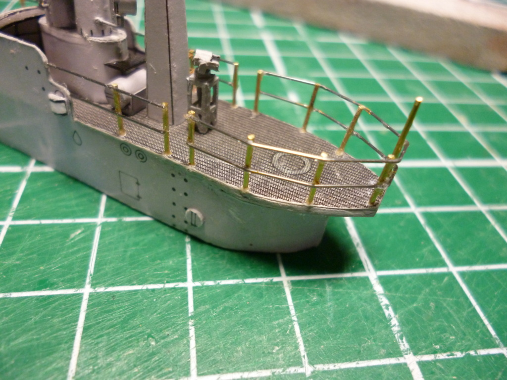 USS Archerfish, Halinski 1/200 gebaut von Wastel P1000717