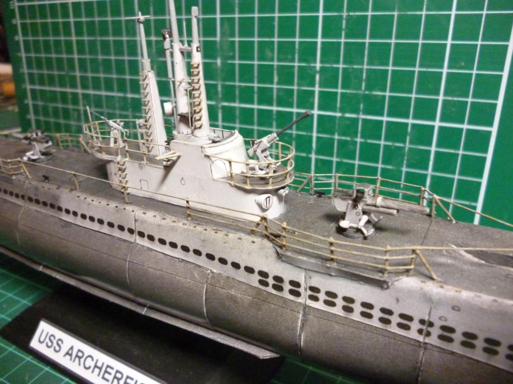 USS Archerfish, Halinski 1/200 gebaut von Wastel P1000720