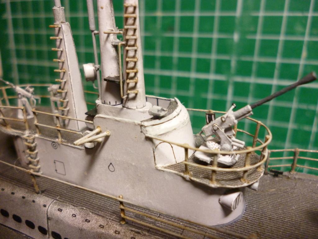 USS Archerfish, Halinski 1/200 gebaut von Wastel P1000721