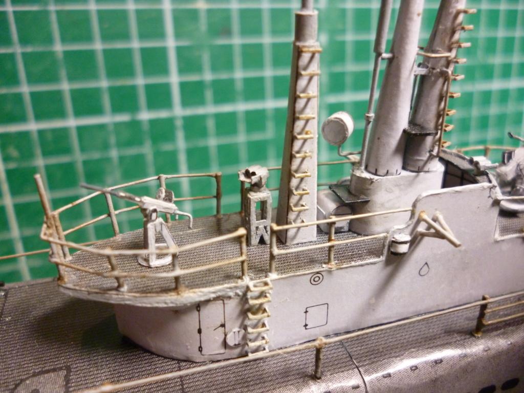 USS Archerfish, Halinski 1/200 gebaut von Wastel P1000722