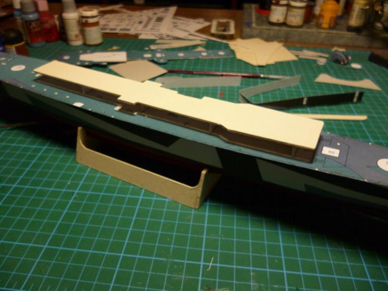 USS Jaccard DE-355, 1:200, FLY Modell, geb. von Wastel P1000945