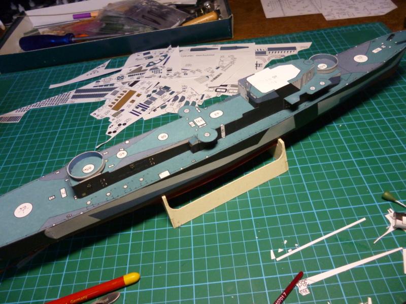 USS Jaccard DE-355, 1:200, FLY Modell, geb. von Wastel P1000956
